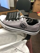 EUC🔥 Converse Chuck Taylor All Star Low Challenged Athletes Foundation CAF Sz 4
