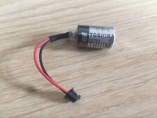 1pc TOSHIBA ER3V/3.6V JZSP-BAT01  PLC Battery free shipping #C03