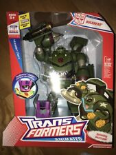 Transformers Animated Leader Class Bulkhead MISB