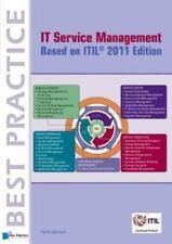 Itil Service Management Based on Itil (Paperback or Softback)