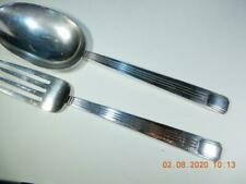 Tiffany Sterling Silver Salad set Century Pattern Fork and Spoon