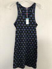 NWT Tank Blue dot Dress S