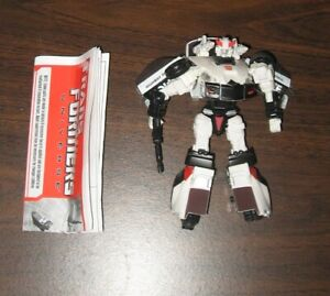 PROWL Transformers Universe Deluxe CHUG figure complete
