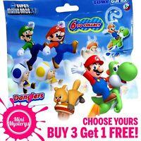 Super Mario Bros Danglers *CHOOSE YOURS* Tomy Gacha Official Nintendo Blind Bags