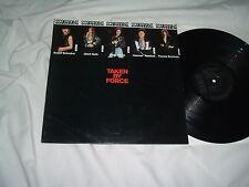 SCORPIONS Taken By Force '78 ORIGINAL RARE  UK !!! IMPORT press NMint