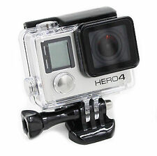 45M Underwater Waterproof Diving Protective Housing Case Cover for GoPro Hero 4