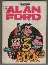 ALAN FORD # 62 I TRE ROCK originale CORNO 1974 magnus & bunker e n  ENEIDE