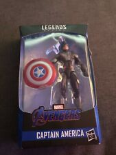 Marvel Legends AVENGERS ENDGAME CAPTAIN AMERICA 6 inch Figure BAF THANOS