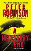 A Necessary End: An Inspector Banks Mystery (Ins... by Robinson, Peter Paperback