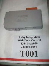 1999 Toyota Camry Relay Integration with Door Control Pt# 82641-AA020 #T001
