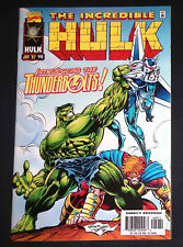 More details for the incredible hulk #449 marvel comics 1st appearance of thunderbolts nm