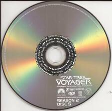Star Trek Voyager (DVD) Season 2 Disc 5 Replacement Disc U.S. Issue