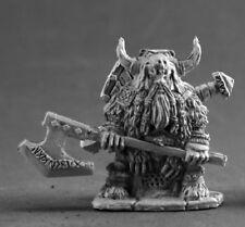 Dark Heaven Legends Reaper 03690 Dwarf Bodyguard