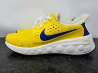 NIKE CRUZRONE CD7307-700 Speed Yellow/Sail /Game Royal Men Size 11.5 NEW