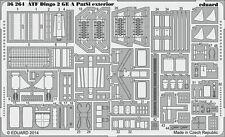 EDUARD 1/35 PE EXTERIOR DETAIL SET for REVELL ATF DINGO 2 GE A2 PatSi #03233