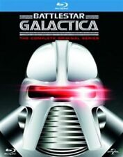 Battlestar Galactica The Complete Original Series 5053083012465 Region B