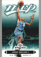 2003-04 Upper Deck MVP Silver Basketball Card Pick