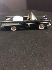 Gear Box 1957 Chevrolet Bel-Air Texaco Sky Chief Pedal Car-Bank BLACK 1/24