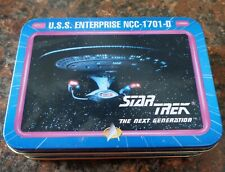1992 U.S.S. Enterprise Ncc-1701-D Star Trek The Next Generation Playing Cards