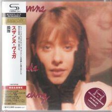 Suzanne Vega – Solitude Standing (1987) FIRST EDITION JAPAN MINI LP SHM-CD