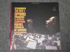 Stravinsky: Rite Of Spring~Prokofiev: Classical Symphony~Rafael Fruhbeck~Inner