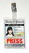 Superman Lois Lane paso diario Planeta Juegos con disfraces Disfraz de Halloween Comic Con