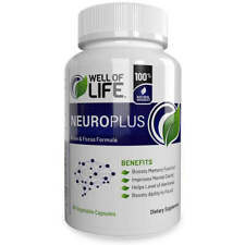 NeuroPlus 1300mg | 60 Vegetarian Capsules