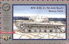 PST 72061 (1/72e): KV-220-2 (76mm Gun) Heavy Tank