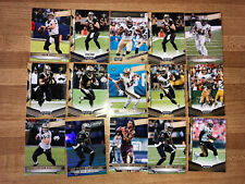 2018-2019 New Orleans Saints Lot of 15 Base Rookies Parallels Inserts No Dups