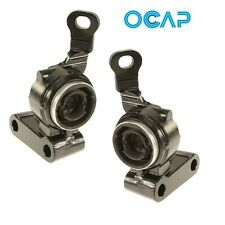 Mini Cooper Pair Set of 2 Front Lower Bushing w/ Bracket for Control Arm Ocap