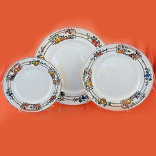 MON JARDIN Villeroy & Boch SALAD PLATE Diameter NEW NEVER USED made Luxembourg