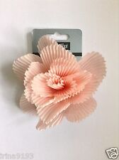 BaByliss Pink Floral Hair Slides Clips New