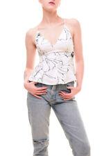 Keepsake Women's Heat Wave Top Sketch Floral Light S RRP $112 BCF79
