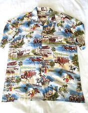 Men's Del Mar Thoroughbred Club Hoffman California Fabrics Shortsleeve Shirt