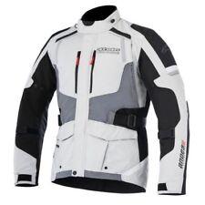 Blousons gris textiles tous pour motocyclette
