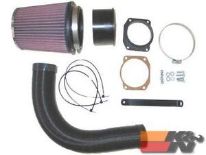 K&N Performance Air Intake System For AUDI A3 L4-1.8L F/I, 1996-1997 57-0555