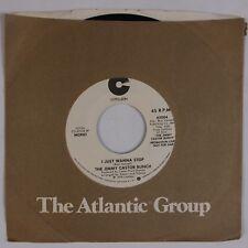 JIMMY CASTOR BUNCH: I Just Wanna Stop USA Cotillion DJ PROMO 45 NM- Funk