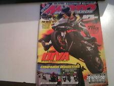 ** Moto et Motards n°99 Pirelli Supercorsa / BMW F800S vs SV 1000 N
