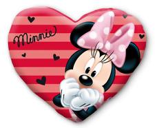 Disney Minnie Mouse Mini Maus Kinder Herz-Kissen