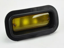 Yellow JDM & EDM Rear Bumper Foglight Fog Light for Honda Acura
