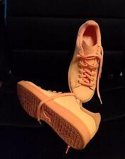 Adidas Originals Stan Smith Orange Reflective Mens Shoes, Rare, size 8.5