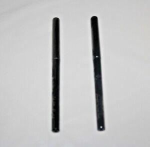 2X Jordana Glitter Rocks Retractable Eye Liner Pencil #01 Black Rock Sealed