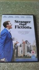 STRANGER THAN FICTION - WILL FERRELL (REGION 2) NEW