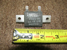 3300 Ohm 5/% 1//2 Watt Resistors NOS 10 Ten