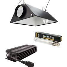 Grow Tent 1.2 numérique complet 600 W Watt Dimmable Ballast Lumière Kit Hydroponics