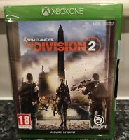 Tom Clancy's The Division 2 For The Microsoft Xbox 1 ** New & Sealed ** Pegi 18