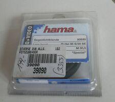 hama Gegenlichtblende 30,5 mm für Rollei 35 S, SE, Classic (X3539)