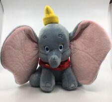 "12"" DUMBO Disney Store Exclusive Plush ~ Soft Stuffed Animal Toy Figure Elephant"