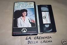 [5827] Le acque del Niagara (1982) VHS