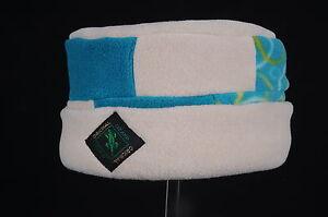Patchwork Fleece Hat by Original Lizard